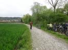 Radfahrt mit Werner 5.5.2016